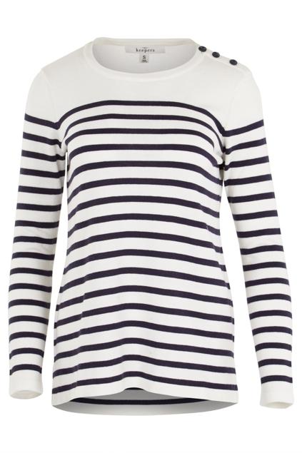 The Stripe Knit