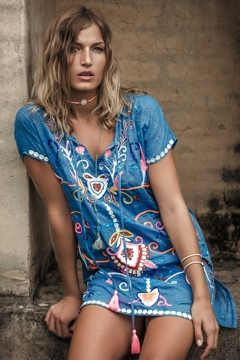 Gondwana Tunic Dress