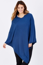 Evc vponcho  prussblue 0539 small2