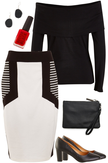 Contrast Chic