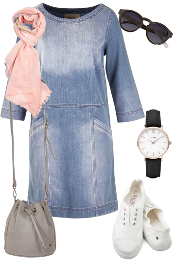 Shift It In Denim