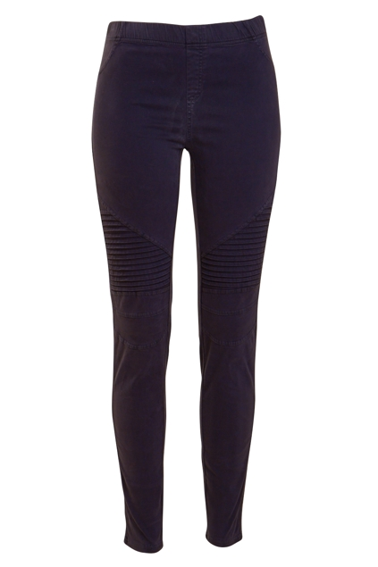 Wild Tribe Stitched Jeggings