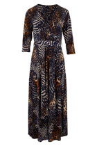 Celina Wrap Dress