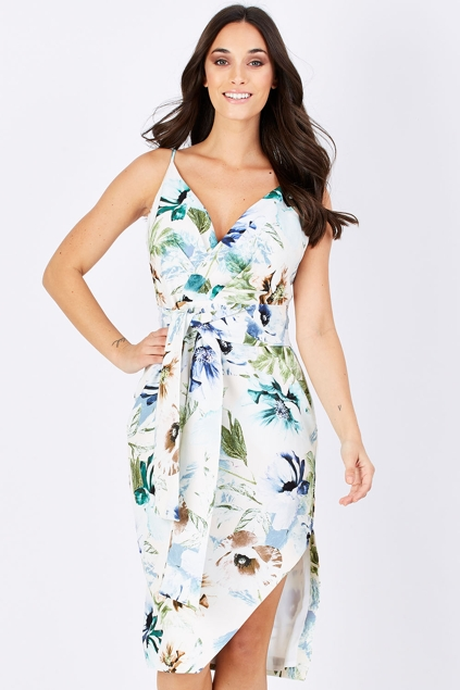 Waist Length Dresses