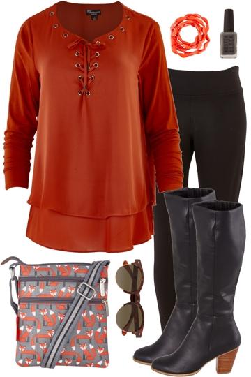 Orange Hue