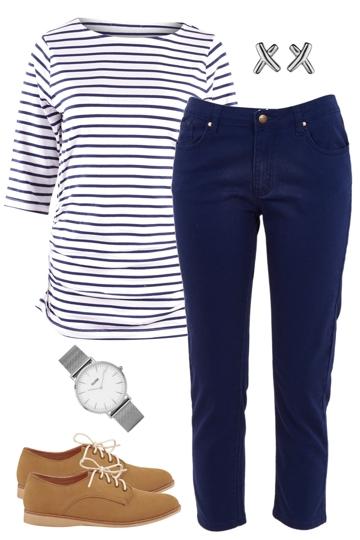 Savvy In Stripes