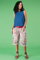 Shandy singlet blue jada shorts lilac small2
