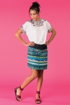Apatchy skirt blue small2