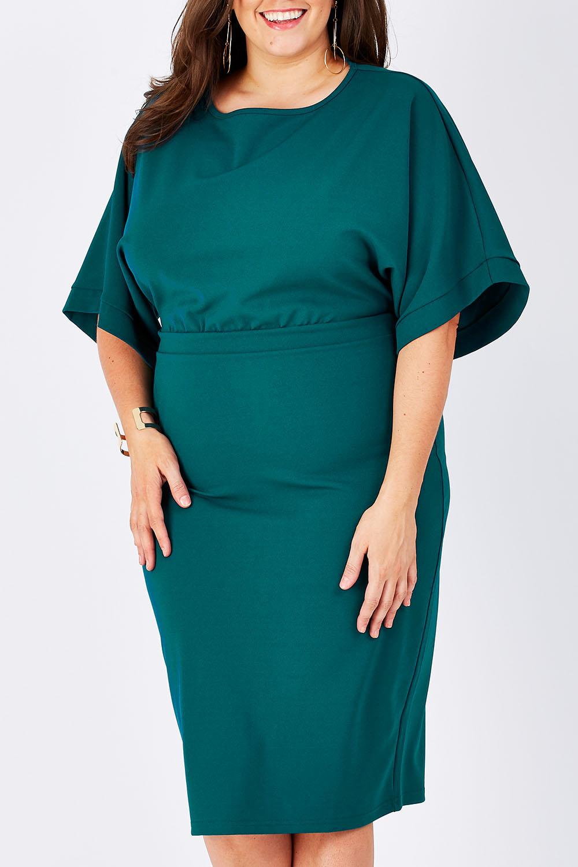 Vintage Dresses Australia- 1920s, 30s, 40s, 50s, 60s Styles The Kimono Sleeve Pencil Dress AUD 129.95 AT vintagedancer.com