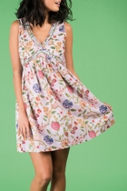 Lily dress lilac small2