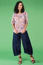 Bliss top lilac guru pants indigo blue1 small2