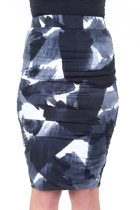 Ruche skirt in inked small2