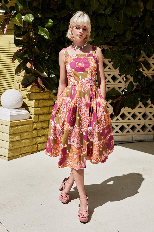 1960s Dresses: New 60s Style Dresses – Jackie O to Mod Suzy Dress AUD 89.95 AT vintagedancer.com