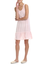Swiss pink flapper nightie front2 small2