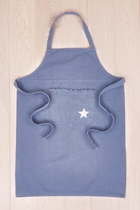 Holi star apron  lightdenim small2