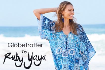 Globetrotter by Ruby Yaya
