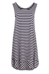 The Sleeveless Swing Dress