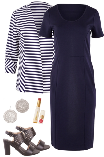 Striped Sophistication