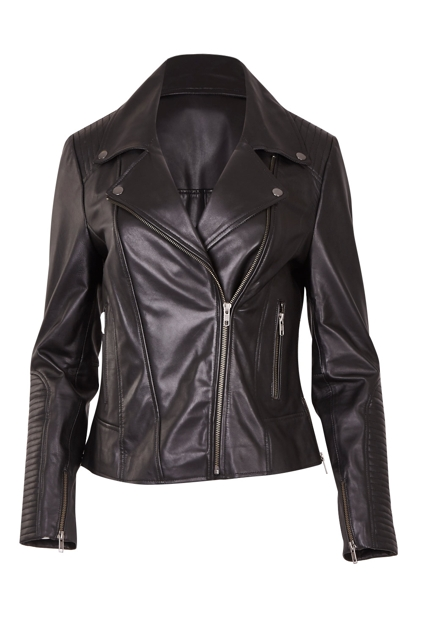 Urban Nomad Leather Jacket
