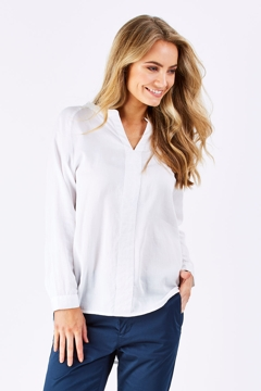 The Relaxed Viscose Shirt