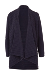 The Rib Detail Cardigan
