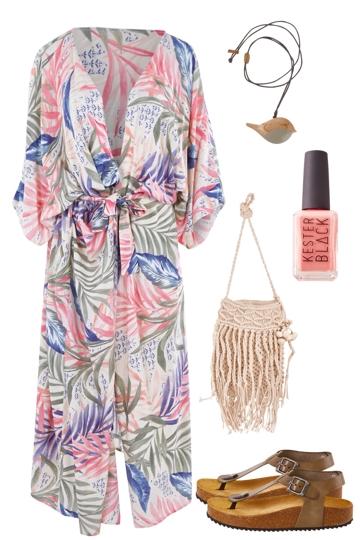 Pastel Tropics