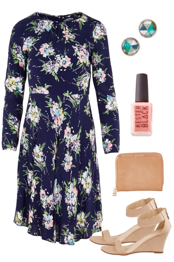 Fashionably Floral