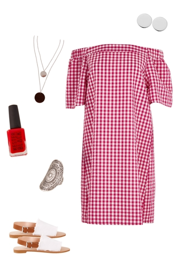 Gingham Weekend