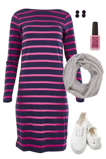 Stripey Casual