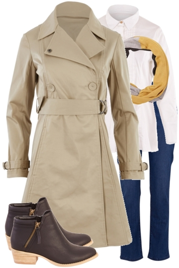 Trench Classic