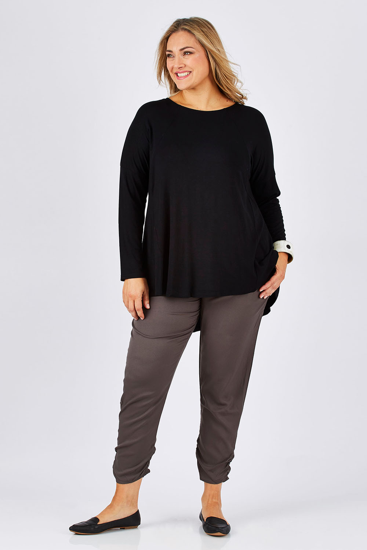 Bird Keepers The Best Seller Pant Womens Pants Birdsnest Online Shop Catriona Monique Top Handle Bag Grey