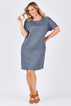 00b52104930 bird keepers The Weekender Shift Dress - Womens Knee Length Dresses ...