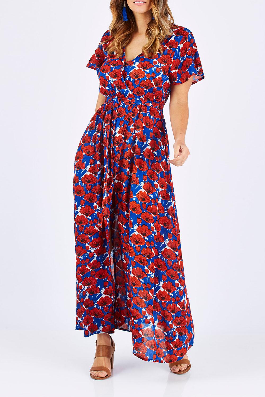 76f23810c831a that bird label Bella Wrap Dress Mumbo - Womens Maxi Dresses - Birdsnest  Online Fashion