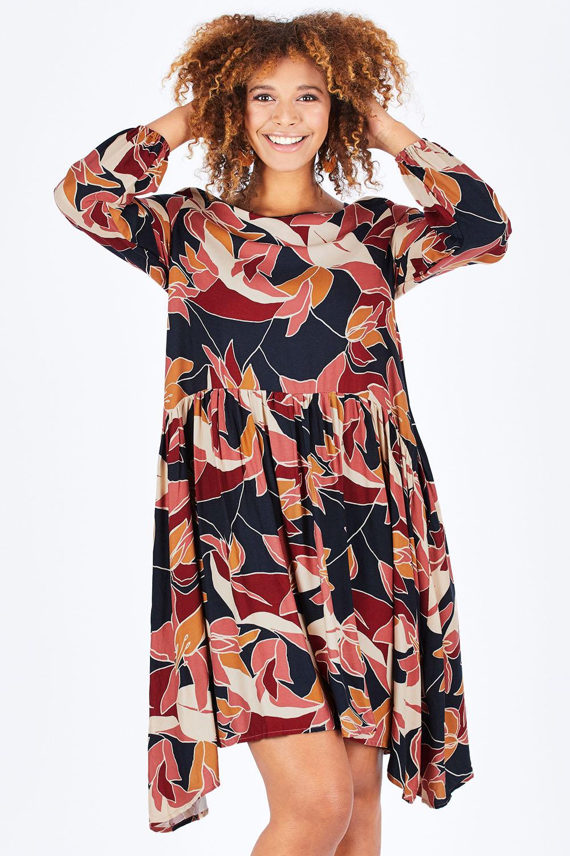 Vintage Dresses Australia- 20s, 30s, 40s, 50s, 60s, 70s Flounce Dress AUD 49.95 AT vintagedancer.com