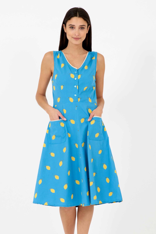 Vintage Dresses Australia – 20s, 30s, 40s, 50s, 60s, 70s Harriet Dress AUD 129.95 AT vintagedancer.com